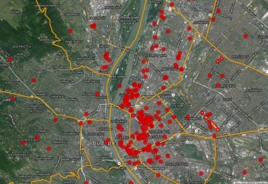 Közösségi térkép