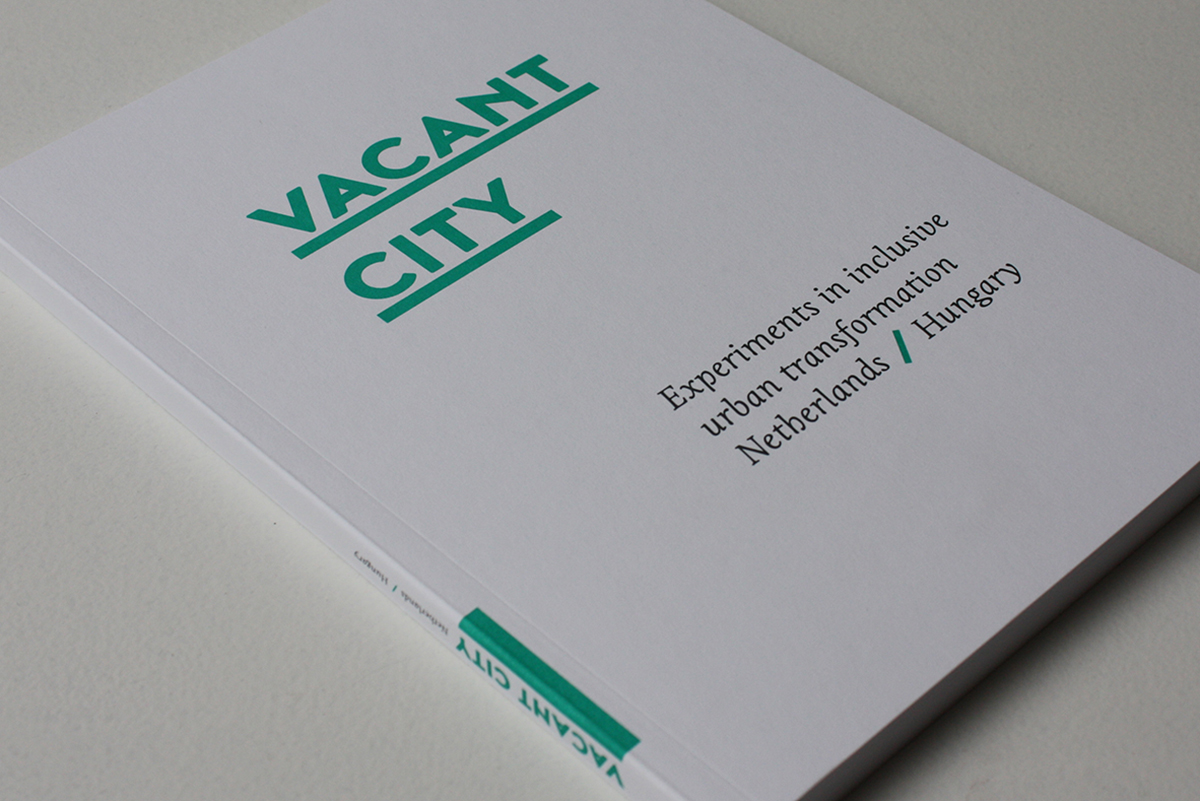 Vacant City Book