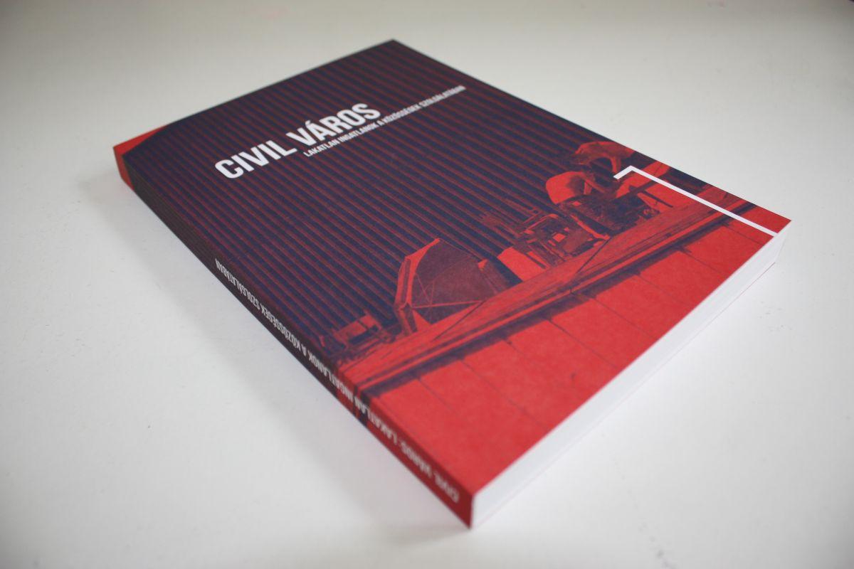 CIVIL VÁROS könyv